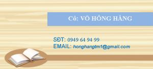 TTLH Co Hang